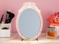 Studio Cheha: BULBING® 3D Illusion Lighted Mirror