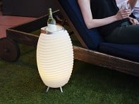 Kooduu: Bluetooth Speaker & Wine Cooler Lamp