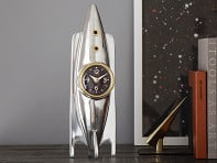 Pendulux: Rocket Table Clock