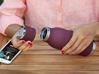 Asobu: Bluetooth Water Bottle Speaker
