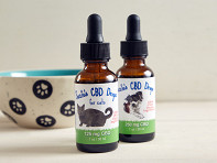 Suzie's Pet Treats: Hemp-Derived Oil for Pets
