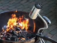 BBQ Dragon: BBQ Dragon Charcoal Grill Fan