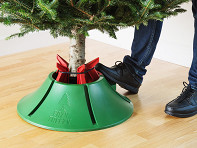 Eazy Treezy: Drop-In Christmas Tree Stand