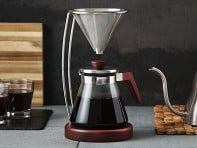 Grosche: Pour Over Coffee Brewer & Stand Set