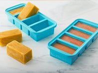 Souper Cubes: Soup & Stock Silicone Freezer Tray