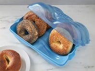 Muffin Fresh: Bagel Storage Container