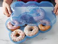 Muffin Fresh: Donut Storage Container
