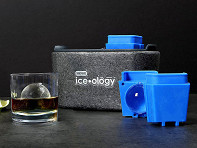 Dexas Ice-ology: Clear Ice Cube Maker