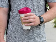 Earthlid: Silicone Coffee Cup Lid