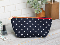 General Knot & Co.: Travel Cosmetic bag