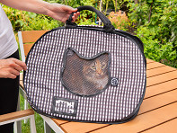Necoichi: Ultra-Light Collapsible Cat Carrier