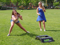 RampShot: Toss & Bounce Outdoor Game