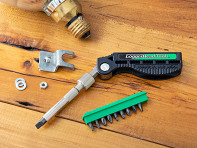 LoggerHead Tools: Bit Dr? 11-in-1 Compact Screwdriver
