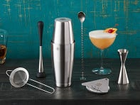 The Elan Collective: Cocktail Mixing Shaker Gift Set