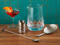 The Elan Collective: Cocktail Mixing Glass Gift Set