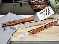 Hunter & Gatherer: American Flag Grilling Tools