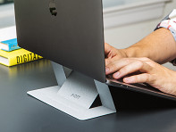 MOFT?: Adhesive Collapsible Laptop Stand