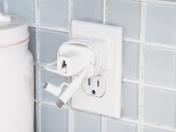 Everlet: Anchoring Wall Plate with Fast Charger