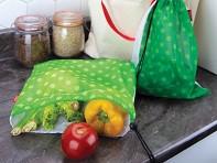 Mortier Pilon: Reusable Produce Bags - Set of 6