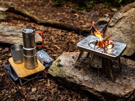 nCamp: Kitchen-To-Go Camping Set