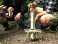 nCamp: Espresso-Style Camping Coffee Maker