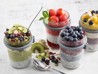 Kilner?: Breakfast Jar & Measuring Cup Lid Set