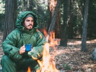 Selk'bag: Wearable Sleeping Bag Suit