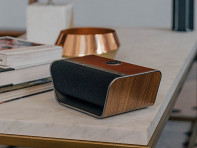 Cavalier Audio: Wireless Charging Bluetooth Speaker