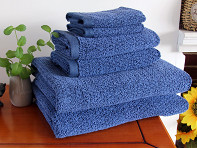 The Everplush Company: Quick Dry Bath Towel - 6-Piece Set
