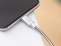 Anchor Labs: Stainless Steel Charging Cable