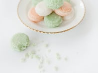 A'marie's Bath Flower Shop: Sugar Scrub Macarons