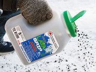 LavaGrip: Eco-Friendly Ice Melt Alternative