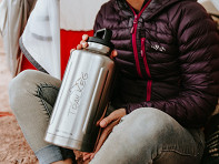 TrailKeg: Half Gallon Vacuum Insulated Growler