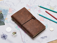 Tribute Products: Refillable Travel Journal