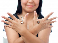 Hegu: Headache Acupressure Rings