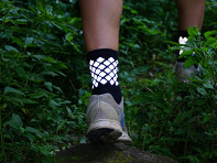 ReflecToes: Reflective Cycling & Running Socks