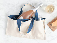 Aplat: Canvas Picnic Tote Bag
