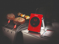 GrillEye: Bluetooth Grilling Thermometer