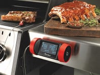 GrillEye: Hybrid Grill & Smoke Thermometer