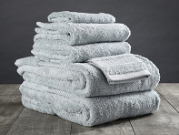 Delilah Home: 100% Organic Bath Towels