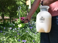 Mama Nature's Mosquito Juice: Herbal Backyard Mosquito Sprayer Set