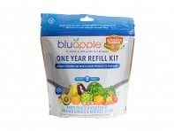BluApple: 12 Month Refill Kit with Activated Carbon