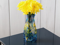 Modgy: Expandable and Collapsible Vase