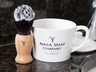 Napa Soap Company: Shaving Gift Set