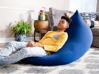 Yogibo: Short Bean Bag Pillow