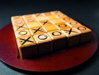 Gigamic: Quixo Wooden Strategy Board Game