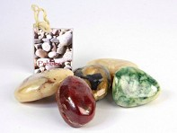 Arghand Cooperative: Soap Pebble Assortment