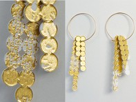 Claude Designs: Cascade Earrings
