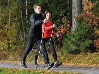 BungyPump: Fitness Walking Poles