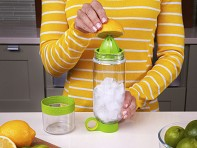 Zing Anything: Citrus Zinger Green